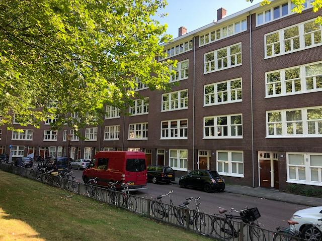 Westzaanstraat 25-27-29
